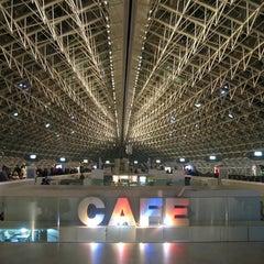 Photo taken at Paris Charles de Gaulle Airport (CDG) by Nikki H. on 10/20/2013