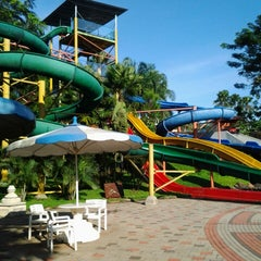 Photo taken at Marcopolo Water Adventure by Edi S. on 6/2/2013