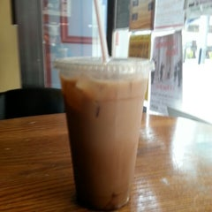 Photo taken at The Happy Cappuccino Coffee House by Henry D. on 10/14/2013