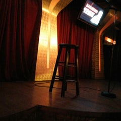 Photo taken at The Comedy Bar by Manish M. on 10/25/2014