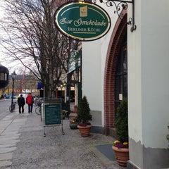 Photo taken at Zur Gerichtslaube by Abt Daniil I. on 4/14/2013