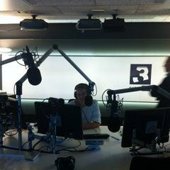 Photo taken at Schweizer Radio SRF Studio by Bianca S. on 9/20/2013