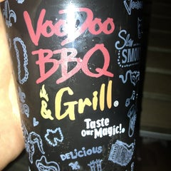 Photo taken at VooDoo BBQ & Grill by Tech4166 on 1/22/2013