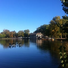 Photo taken at Washington Park by Zhou Mei Juan R. on 10/2/2012