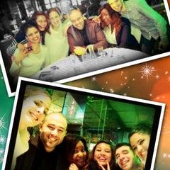 Photo taken at Cafe Sydney Ibiza by Esther B. on 3/27/2013