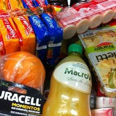 Photo taken at Supermercado Angeloni by Fefa M. on 2/27/2013