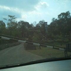 Photo taken at Plataran Borobudur Resort & Spa by Wira O. on 10/7/2015