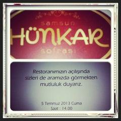 Photo taken at Hünkar Sofrası by Sevilay P. on 7/3/2013
