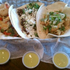 Photo taken at Tacodeli by Walter H. on 10/4/2012