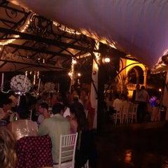 Photo taken at Ex-Hacienda Casasano by Humberto M. on 10/19/2014
