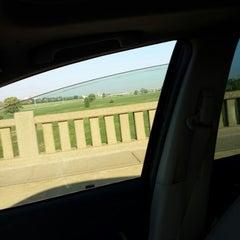 Photo taken at Jefferson Street Viaduct by Alyssa F. on 9/27/2013