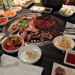 Photo taken at Gen Korean BBQ House by Tommy D. on 6/24/2013