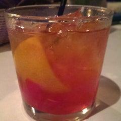 Photo taken at Bourbons Bistro by Matt R. on 10/10/2014
