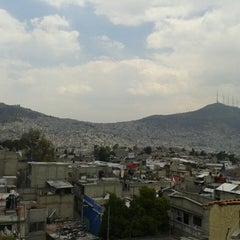 Photo taken at Cuautepec Barrio Alto by Lupita F. on 4/2/2013
