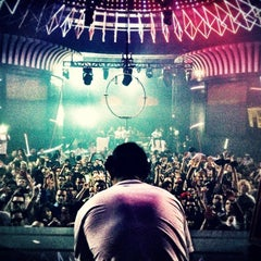 Photo taken at Mansion Nightclub by KevinMBarlow on 9/29/2012