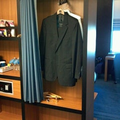 Photo taken at Aloft Chicago O'Hare by Tom C. on 10/8/2012