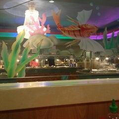 Photo taken at Hibachi Grill & Supreme Buffet by Edward H. on 3/29/2013