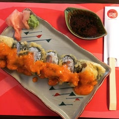 Photo taken at Sushi Nobu by Novia R. on 7/14/2015