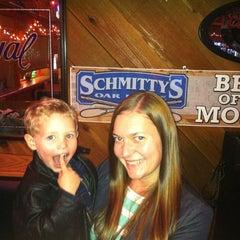 Photo taken at Schmitty's Oar house by Bomb D. on 10/19/2013