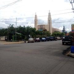 Photo taken at San Isidro de El General by Astrid M. on 9/21/2014