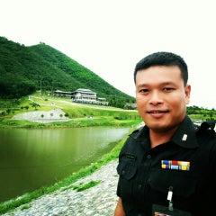 "Photo taken at โครงการชั่งหัวมัน ตามพระราชดำริ (""Chang-Hua-Mun"" Royal Initiative Project) by Pongpun M. on 7/19/2015"