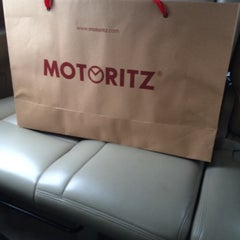 Photo taken at MOTORITZ by Nath S. on 1/12/2014