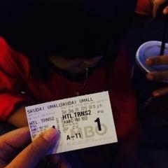 Photo taken at MBO Cinemas by Nurul A. on 9/26/2015