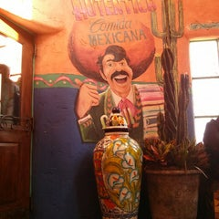 Photo taken at Uncle Julio's Rio Grande Cafe by Nate B. on 2/24/2013