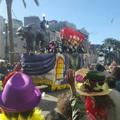 Photo taken at City of New Orleans by Bülent Y. on 2/8/2016
