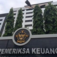 Photo taken at Badan Pemeriksa Keuangan (BPK) RI by Feisal F. on 12/18/2015