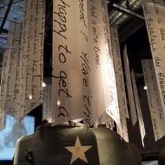 Photo taken at Bastogne Historical Center by Lefebvre B. on 4/18/2014