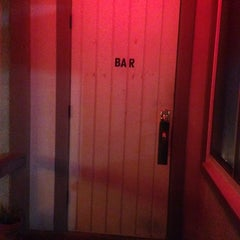 Photo taken at The Bar at 327 Braun Court by Michael R. on 10/5/2013