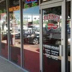 Photo taken at Fuzzy's Taco Shop by Matt P. on 6/30/2013