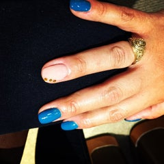 Photo taken at RM Nails by Anissa S. on 11/2/2014