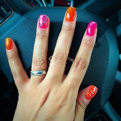 Photo taken at RM Nails by Anissa S. on 7/12/2014
