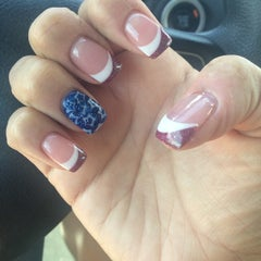 Photo taken at RM Nails by Anissa S. on 6/22/2014