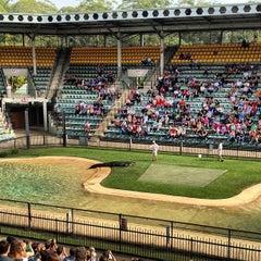 Photo taken at Australia Zoo by Timofey G. on 6/2/2013