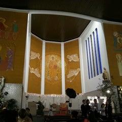 Photo taken at Catedral Santa Teresinha by Yuri A. on 1/4/2013