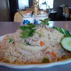 Photo taken at Kozy Corner Thai Cuisine by Basam Y. on 9/21/2013