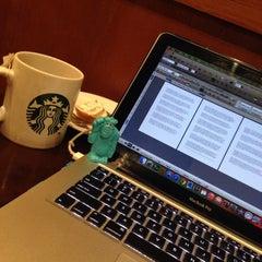 Photo taken at Starbucks by Stephanie C. on 6/2/2015