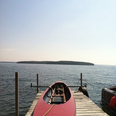Photo taken at Lockes Island by Emerson M. on 7/6/2011