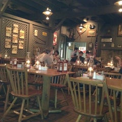 Photo taken at Cracker Barrel Old Country Store by Kevin D. on 10/22/2011