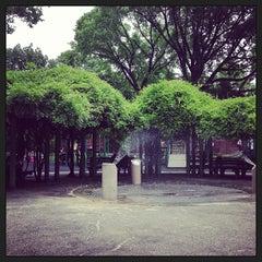 Photo taken at Rudin Family Playground by Ilana W. on 6/6/2013