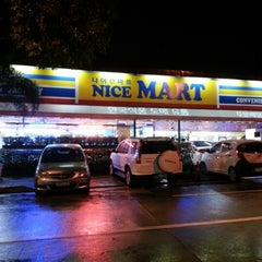 Photo taken at Nice Mart by Ron R. on 10/24/2012