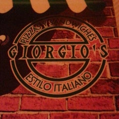 Photo taken at Giorgio's by Alma D S. on 8/1/2013