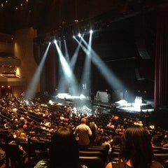 Photo taken at Ovation Hall by Connie D. on 4/27/2013