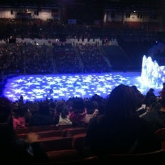 Photo taken at Valley View Casino Center by Suzie G. on 1/25/2013