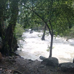 Photo taken at Cascada Micos by Efren H. on 6/20/2015