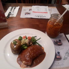 Photo taken at Gourmet Kemang by Fivi L. on 3/9/2015