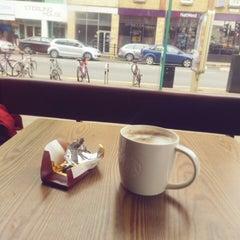Photo taken at Starbucks by Kıymet Ç. on 4/19/2015